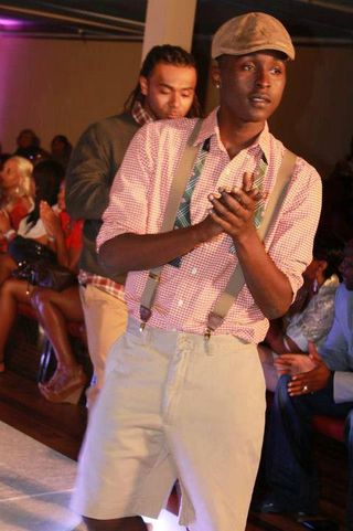 Model: Terrez Owens