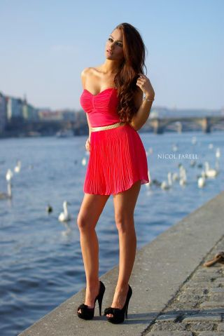 Patricia - summer shooting -