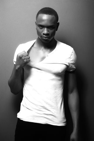 New face male model uzo from United Kingdom