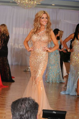 Miss World's Perfect Beauty Pageant- Florida 2013