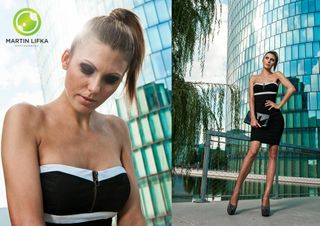 New face female model Romana from Austria