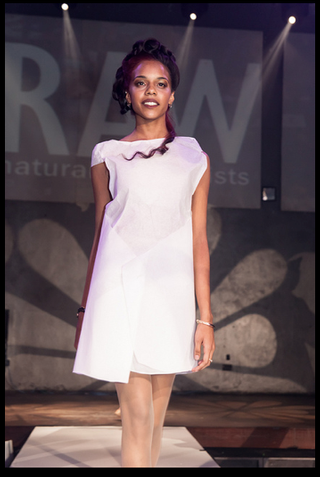 Raw Runway Show�..Hair Model