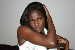 I am slender and dark skin.Am 177cm tall.Am all natural on this pic without any makeup