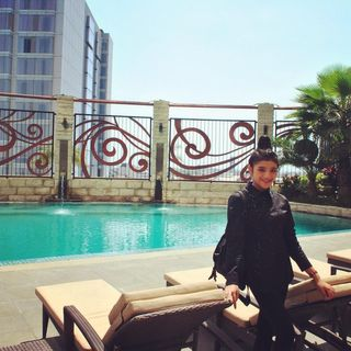 photoshoot at merits hotel surabaya