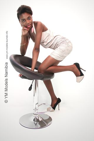 Model managed by YM Models Namibia