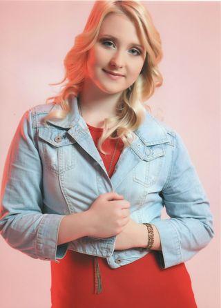 Samantha johnson model