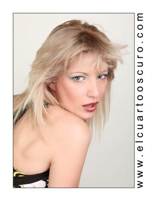 New face female model Maty from Spain