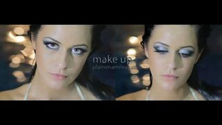 Reclame of make up