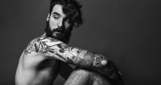 Professional model male model Edwar from Spain