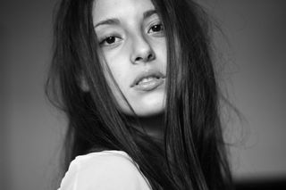 New face female model Clariss from United Kingdom