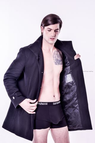 Professional model male model daniel from United Kingdom