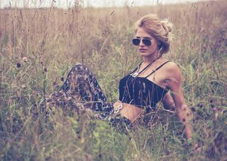 Fashion Editorial - Gypsy Girl