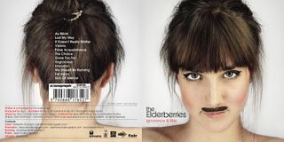 Couverture de la poched'album The Elderberries .
