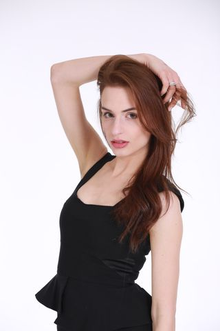 New face female model Ana from Germany