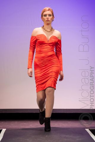 From Pandamonium Entertainment fashion show. March 2012. For Playhouse Boutique. Photography by Michael J. Burtch.