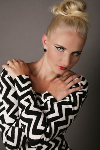 Agency model female model Anna from Czechia