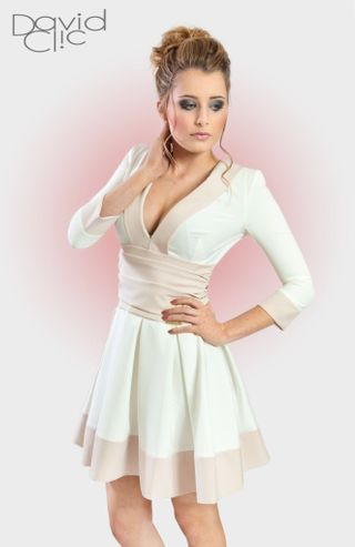 New face female model Charlotte from United Kingdom