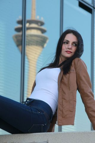 New face Female model Jasmina from Germany