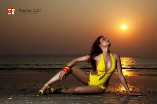 Professional model Female model Moumita from United Arab Emirates