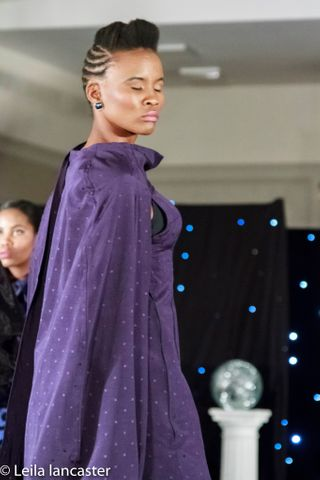 New face female model Segolame from Botswana