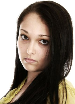 New face female model Samantha from United States