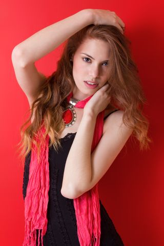 New face femme Mannequin Michelle from Mexico