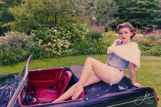 Pinup shoot August 2014 