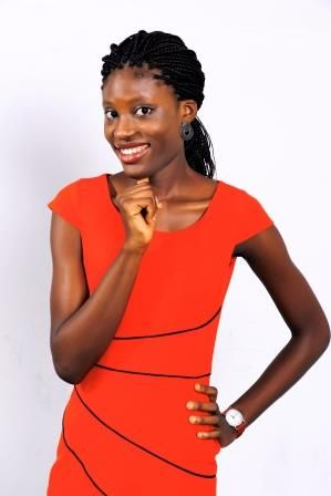 New face female model Ziny from Nigeria