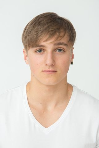New Face männlich Model Liam from Liechtenstein
