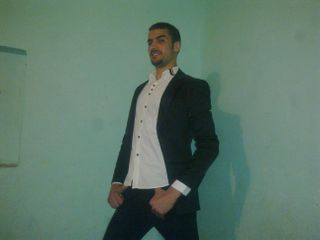New face maschile modello MAHMOUD from Bahrain