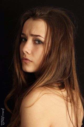 New face female model Alicia from United Kingdom