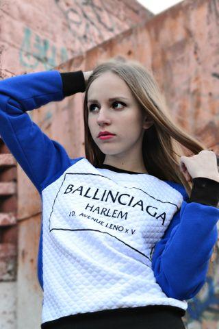 New Face weiblich Model Nastya from Ukraine