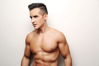 New face masculino modelo Alexander from Estados Unidos