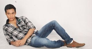 New face male model BHARAT from India
