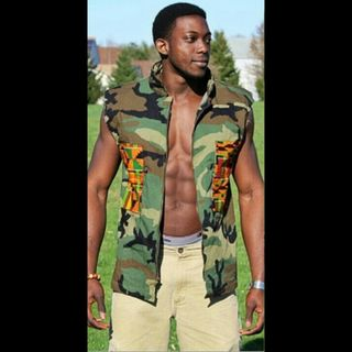 New face Male model Kwame from United States