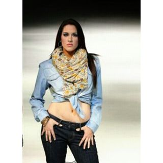 New face female model Gabriela from Venezuela