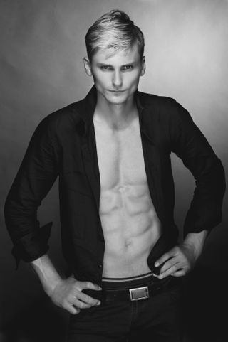 New Face männlich Model Denis from Ukraine