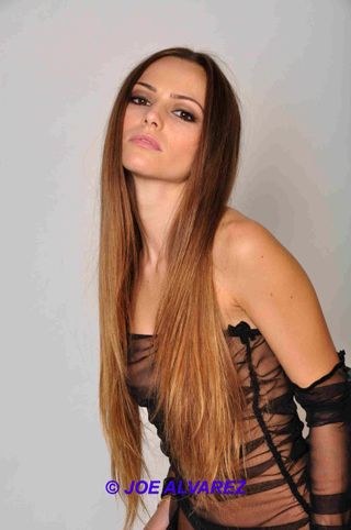 Mannequin professionnel femme Mannequin Persefora from Espagne