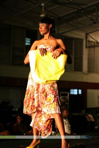 Trinidad & Tobago Fashion Show