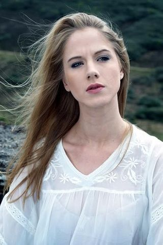 New face female model Cecylia from Ireland