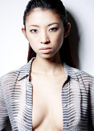 Megumi Munakata - a model from...