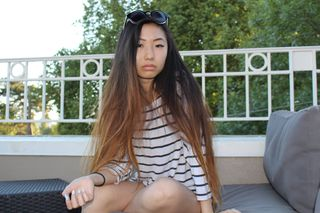 New Face weiblich Model Connie from USA