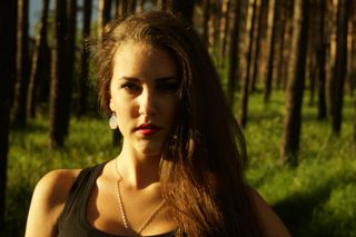 New face Female model Яна from Russia