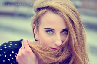 New Face weiblich Model Justyna from Polen