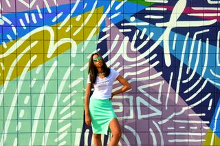 Personal style look for my blog.