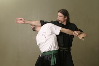 Sifu Winfried Joszko, Hamburg,Germany