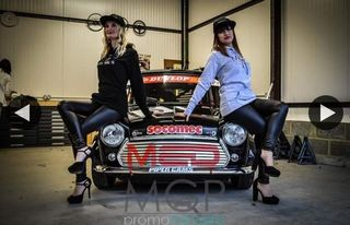 Mini girls 29.11.15: Charity photo shoot