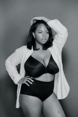 Love Yourself first #PlusSizeModel