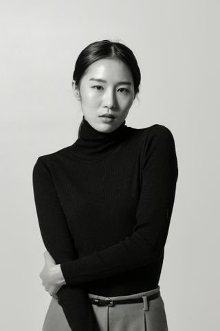 New face female model 이지현 from South Korea