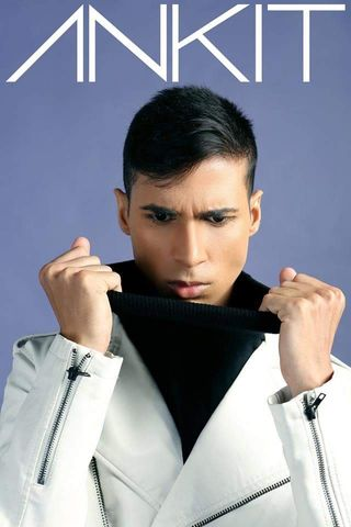 New face homme Mannequin Ankit from Vietnam